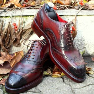 Hand Welted Brogue mod 8