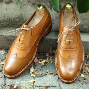 Hand Welted Oxford 2