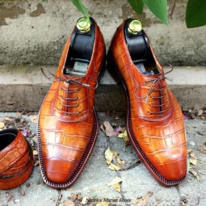 Hand Welted Oxford 24
