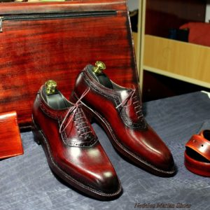 Hand Welted Oxford mod 20